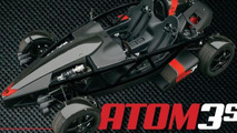 Ariel Atom 3S revealed with 365 HP 2.4-liter turbo engine [video]
