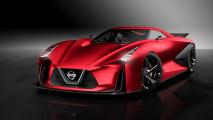 Nissan Concept 2020 Vision Gran Turismo 2015