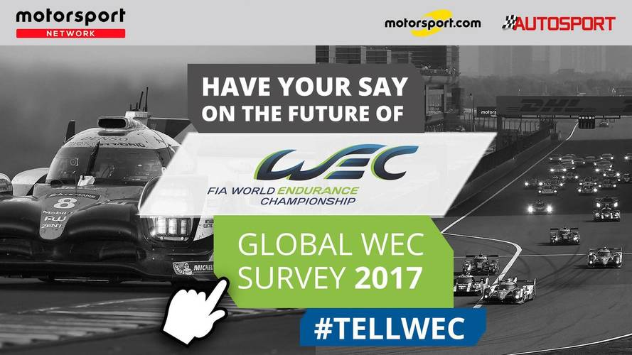 FIA World Endurance Championship Reveals Global Fan Survey Results