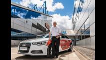 La Audi A6 TDI Ultra dei record fa 1.834 km con un pieno