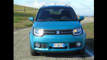 Suzuki Ignis, test di consumo reale Roma-Forlì