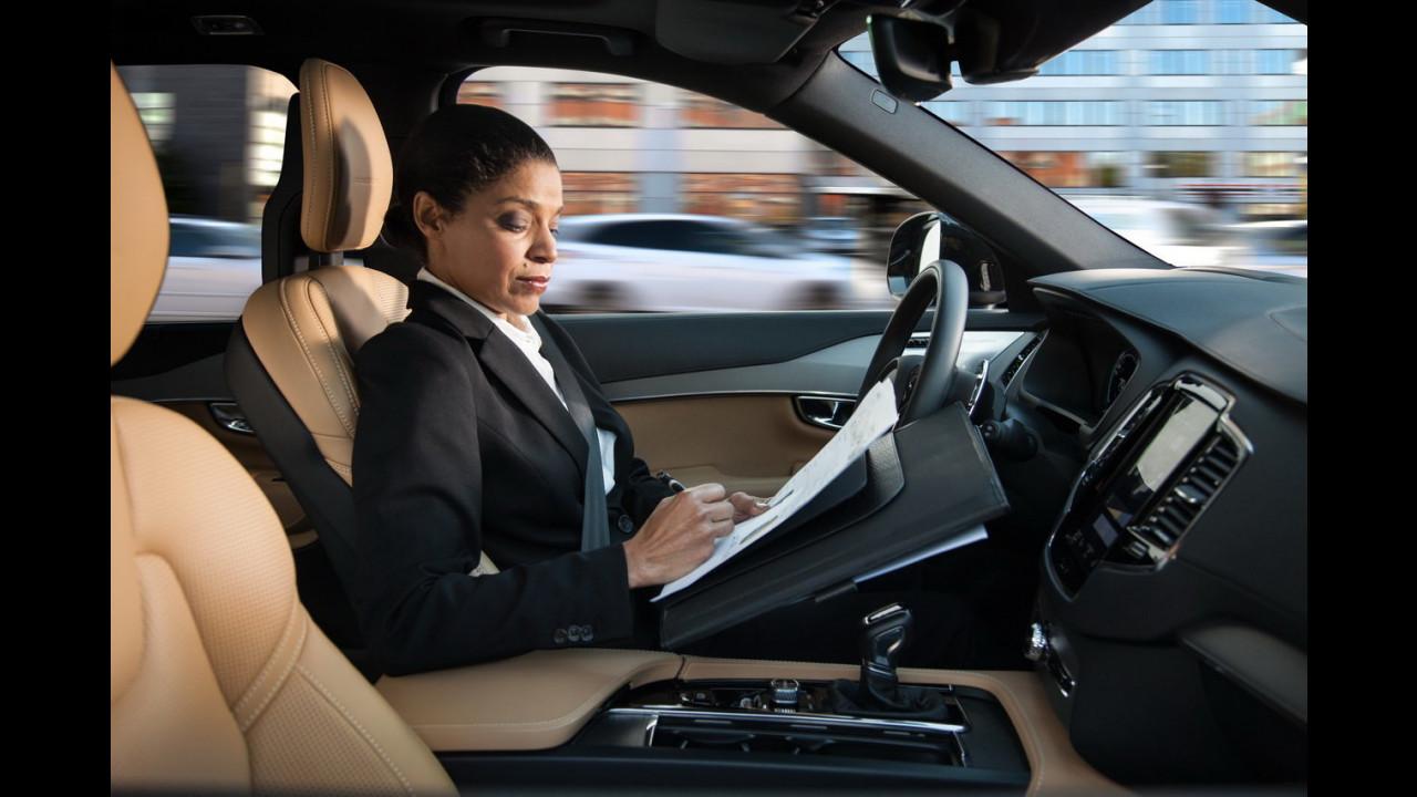 1. L'avanzata della guida autonoma