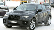 BMW X6 Hybrid Caught At a Petrol Station