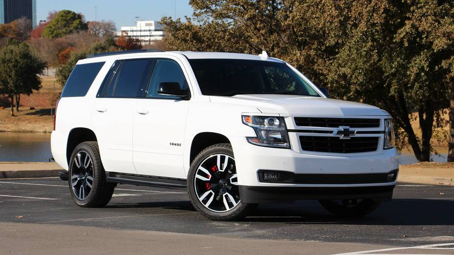2018 Chevy Tahoe RST First Drive: Everything's Faster In Texas