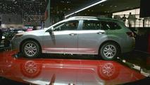 Honda Accord Tourer Geneva 2008
