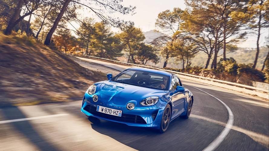 Louez l'Alpine A110 Premiere Edition avec Hertz