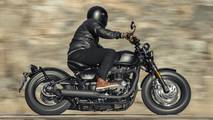 Triumph Bonneville Bobber Black 2018