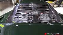 Verde Abetone renkli Ferrari F40
