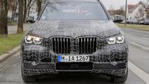 2018 BMW X5 new spy photos