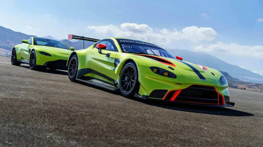 Aston Martin Explains How The New Vantage GTE Came To Life