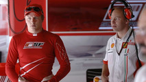 Schu vs Kimi: the first real showdown