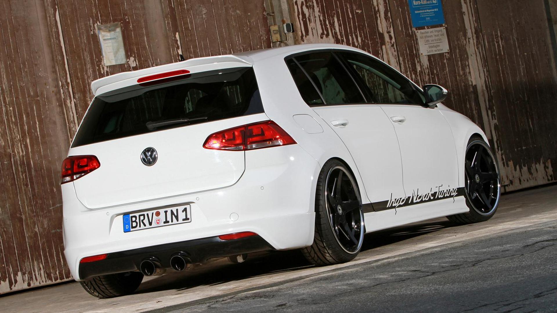 Апдейт VW Golf VII 1.4 TSI от Ingo Noak Tuning