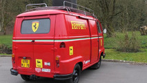 1979 Renault Estafette with Ferrari livery from Rush 23.08.2013