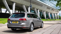 Volkswagen UK prices Golf VII Estate at 17,915 GBP