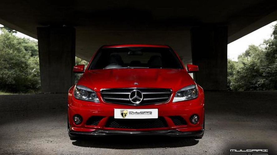 Mercedes-Benz C63 AMG gets 510 bhp from Mulgari