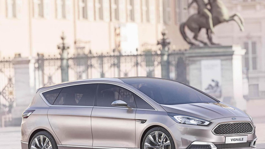 Ford Kuga and Galaxy could get range-topping Vignale version