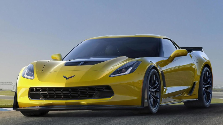 2015 Chevrolet Corvette Z06 official images leaked