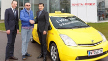 Toyota Prius Hybrid does 1 million km as taxi in Vienna