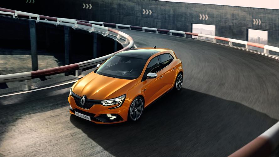Découvrez les tarifs français de la Renault Mégane IV R.S. !