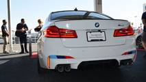 2018 BMW M5 with M Performance Parts