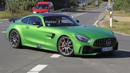 La Mercedes-AMG GT va gagner en puissance !