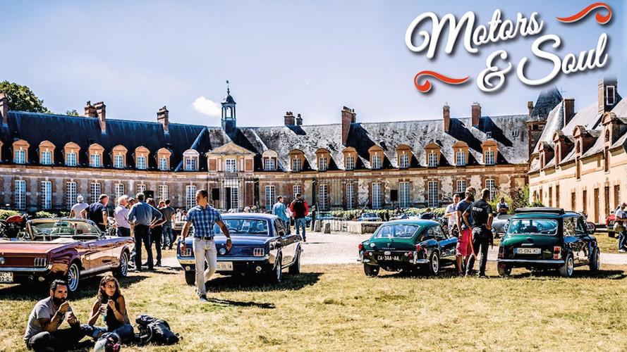 Style et belles autos au château de Neuville, les 2 et 3 septembre