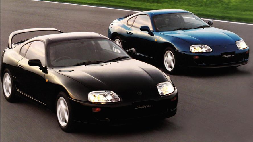 Toyota Supra'nın tarihini hatırlayalım [200+ Fotoğraf]