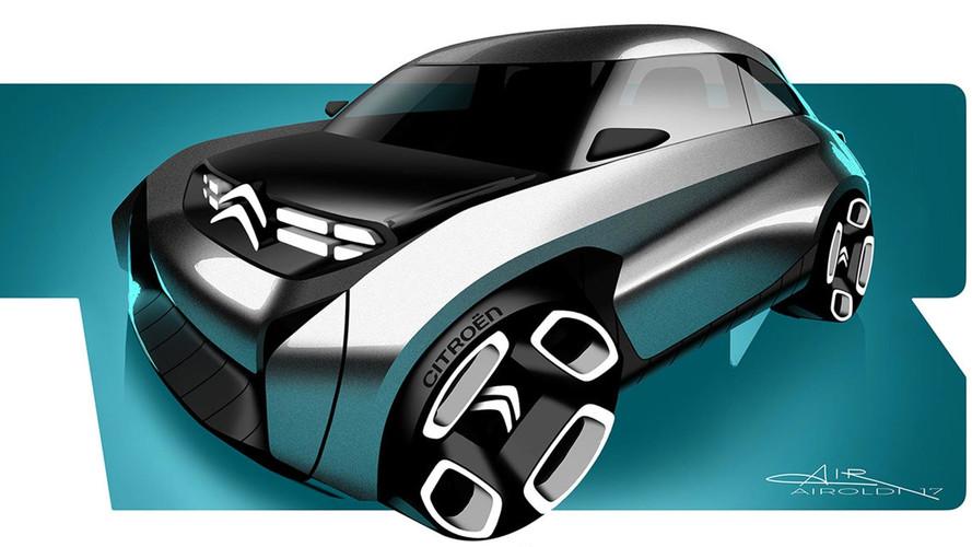 Citroen C-Électrique Design Rendering