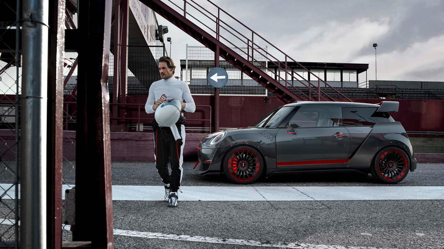 MINI, Frankfurt'ta John Cooper Works GP konseptini tanıtacak