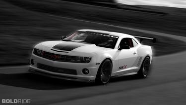 Chevrolet Camaro SSX Track Car Concept