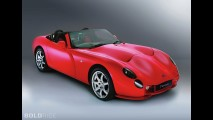 TVR Tuscan Convertible