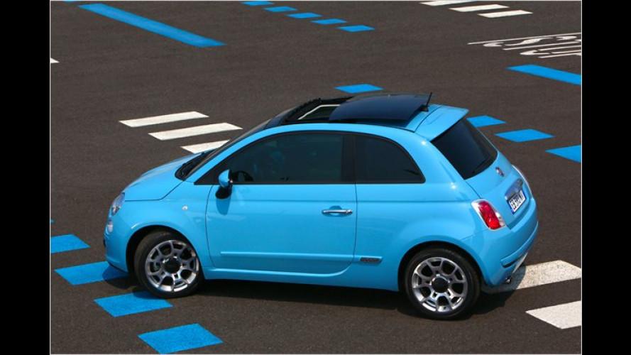 Mehrere Premieren: Fiat auf dem Pariser Autosalon 2010