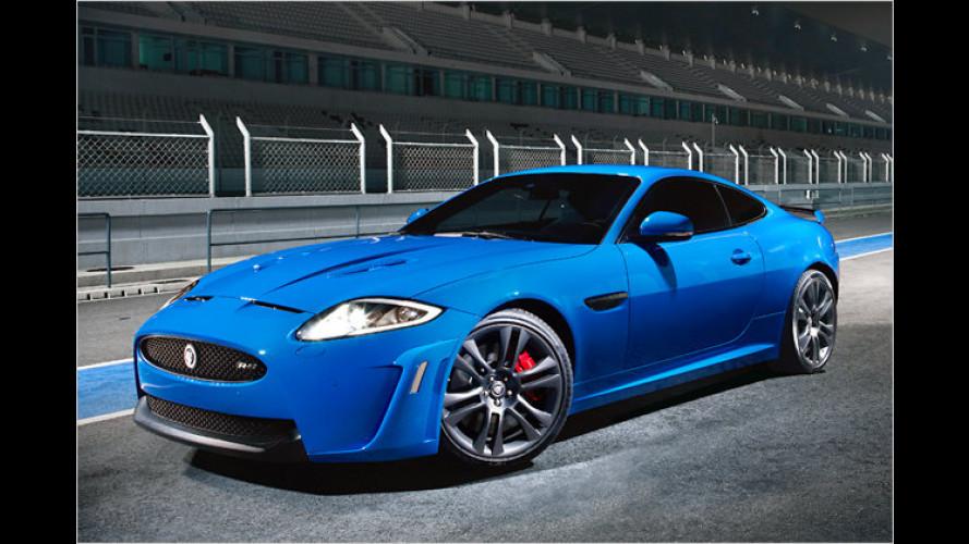S wie stark: Jaguar bringt den XKR-S