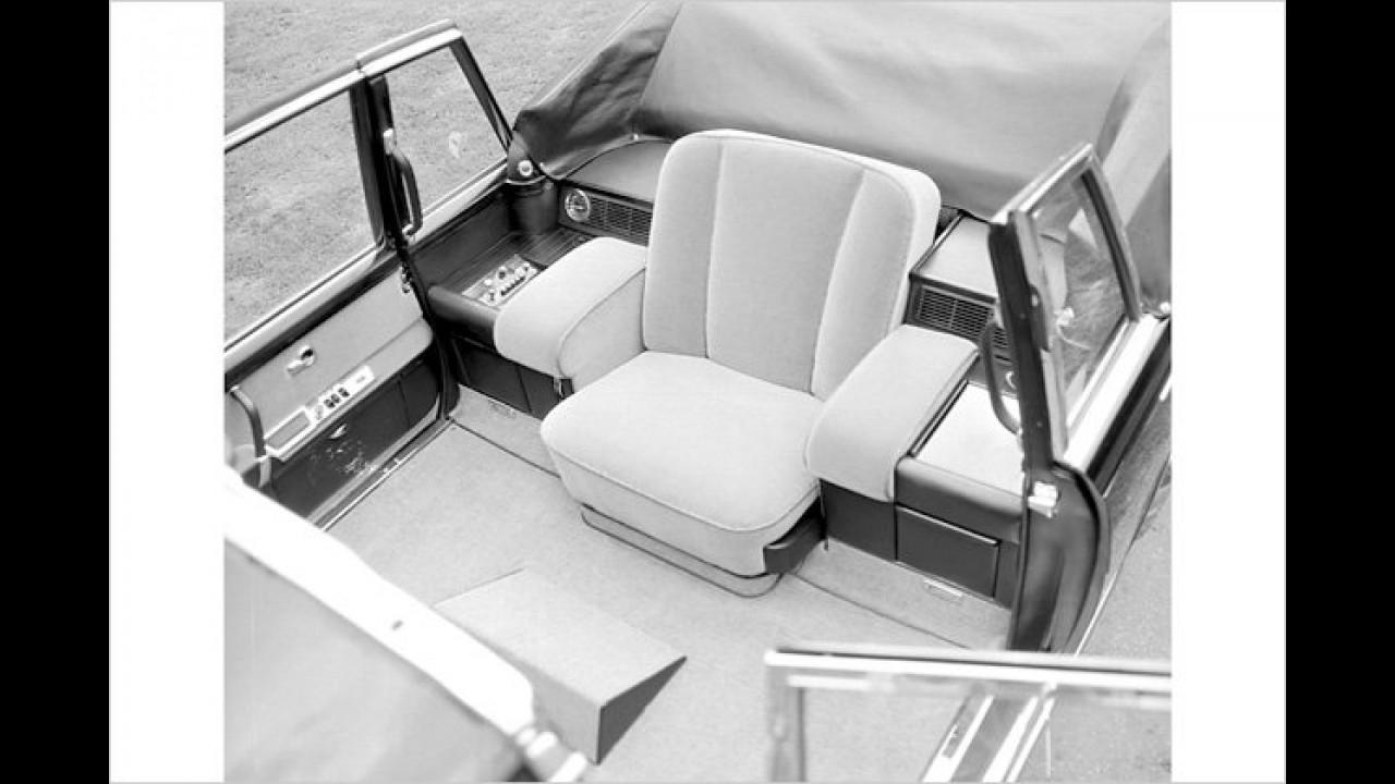 Mercedes-Benz S 600 Pullman Landaulet