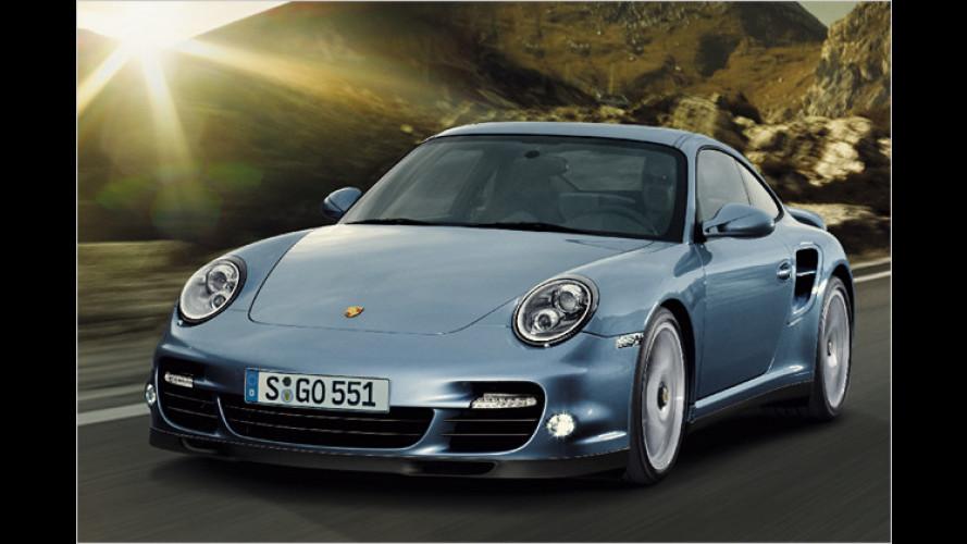 Porsche 911 Turbo S: Der neue Super-Sportler