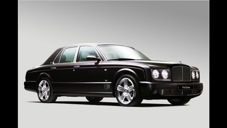 Bentley präsentiert limitiertes Sondermodell in Paris