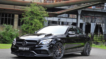 Brabus announces 600 PS Mercedes-AMG C 63 S for Frankfurt debut