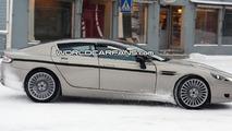 Aston Martin Rapide Prototype Spy Photo
