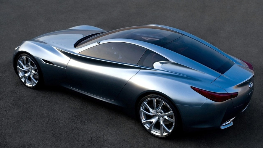 Infiniti's flagship could be based on a Mercedes rear-wheel drive platform - report