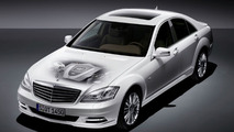 2010 Mercedes-Benz S-Class Facelift Official Details Released
