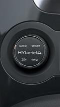 Peugeot 3008 HYbrid4 24.08.2010