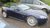 Aston Martin Vantage V12 Roadster Spotted for First Time