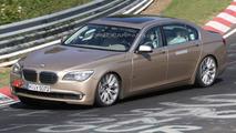 BMW 7-Series Hybrid Prototype