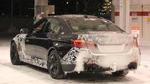 2012 BMW F10 M5 spied 13.01.2011