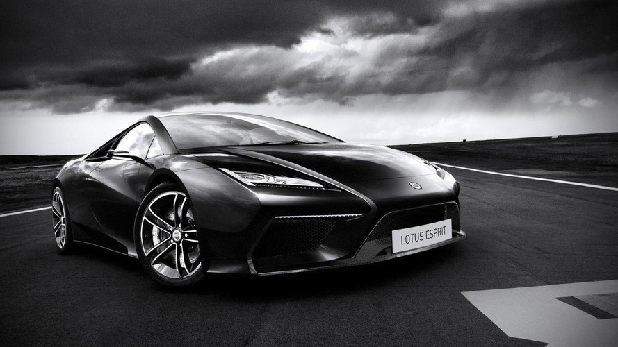 Lotus Esprit development almost done, production still uncertain - report