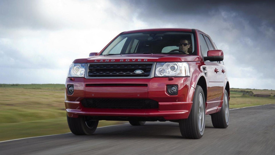 Land Rover considering new entry-level model - report