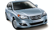 Hyundai launches world's first LPG powered hybrid - Elantra LPI HEV