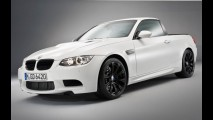 BMW M3 Pickup Concept 2011: A verdade por trás da mentira