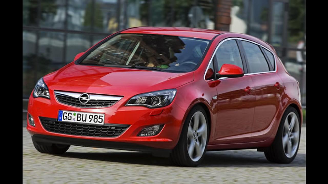 Alemanha: Vendas crescem mais de 15% em fevereiro; Opel supera Mercedes