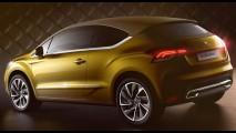 Citroën divulga imagens do DS High Rider Concept 2010 - Protótipo adianta o futuro DS4